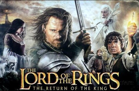 Image result for The Lord of the Rings: The Return of the King (2003