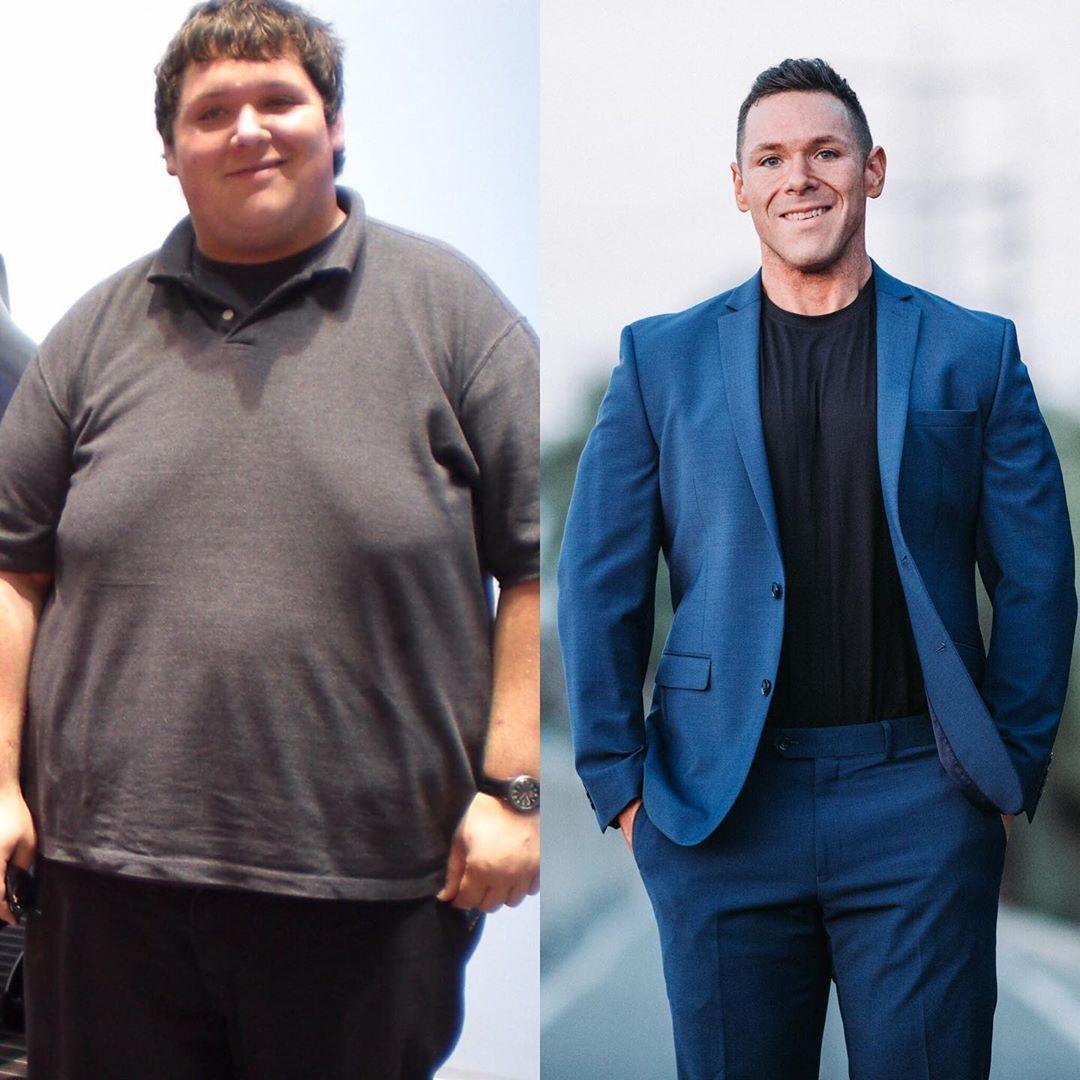 Személyi edzővé vált az egykor 190 kilós fiú