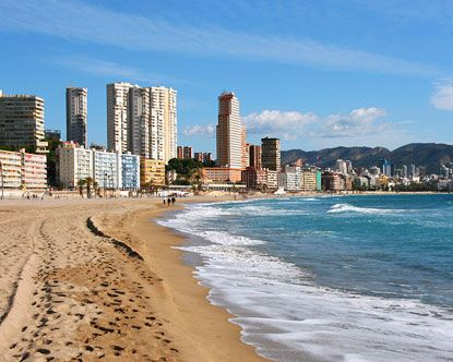 Pics Of Spain Beaches Bing Images