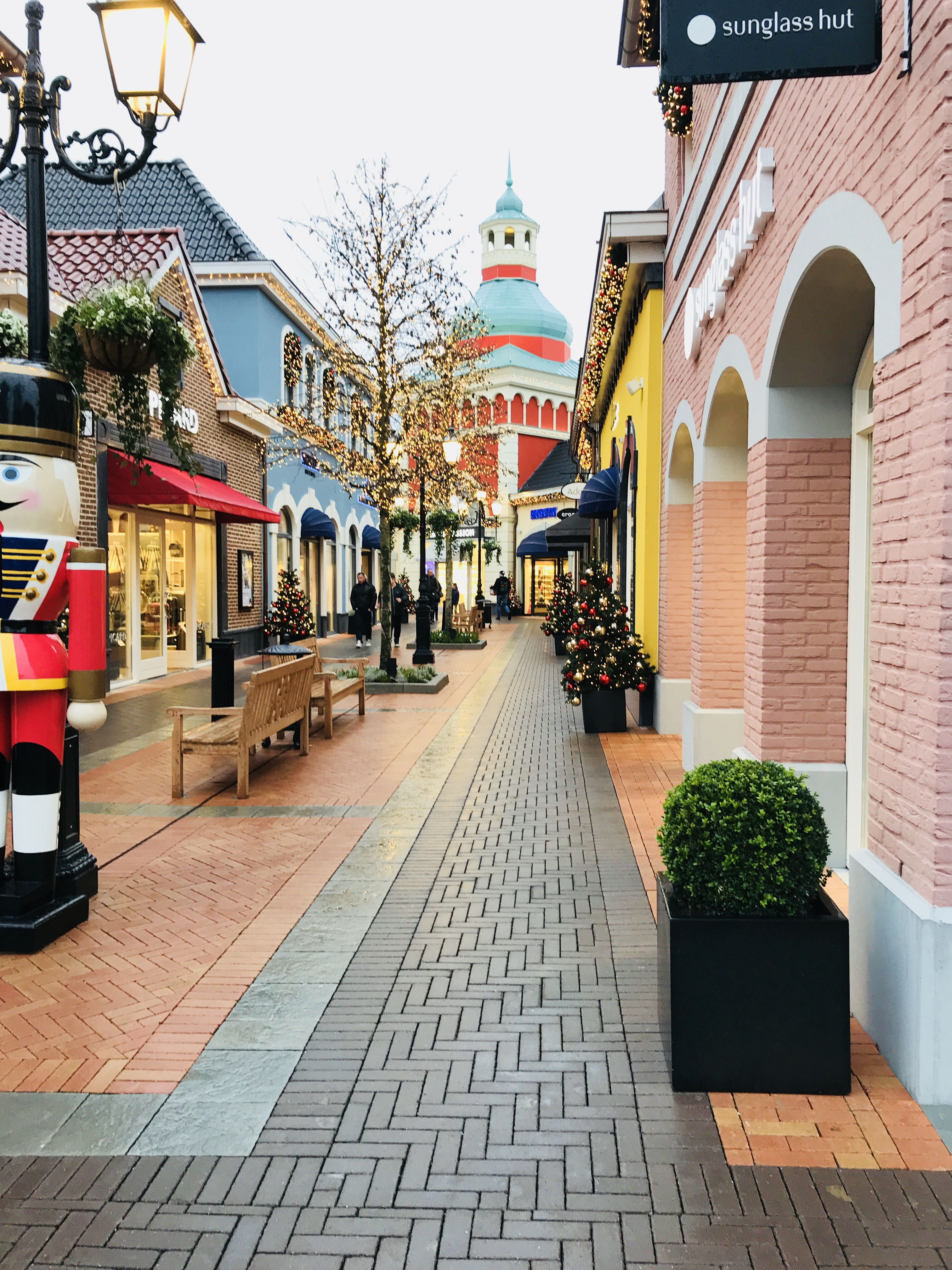 Roermond Outlet 2017 Outdoor Wood Decking Roermond Places Around The World
