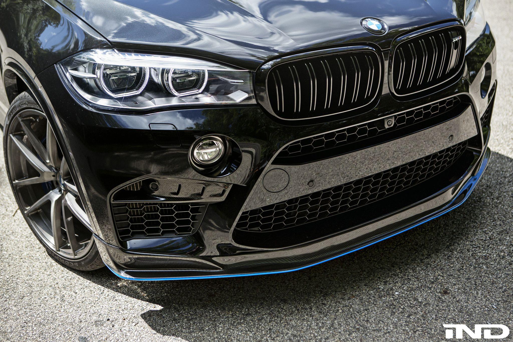 Black Sapphire Metallic Bmw F85 X5m By Ind Distribution Bmw Bmw X5 M Bmw Wheels