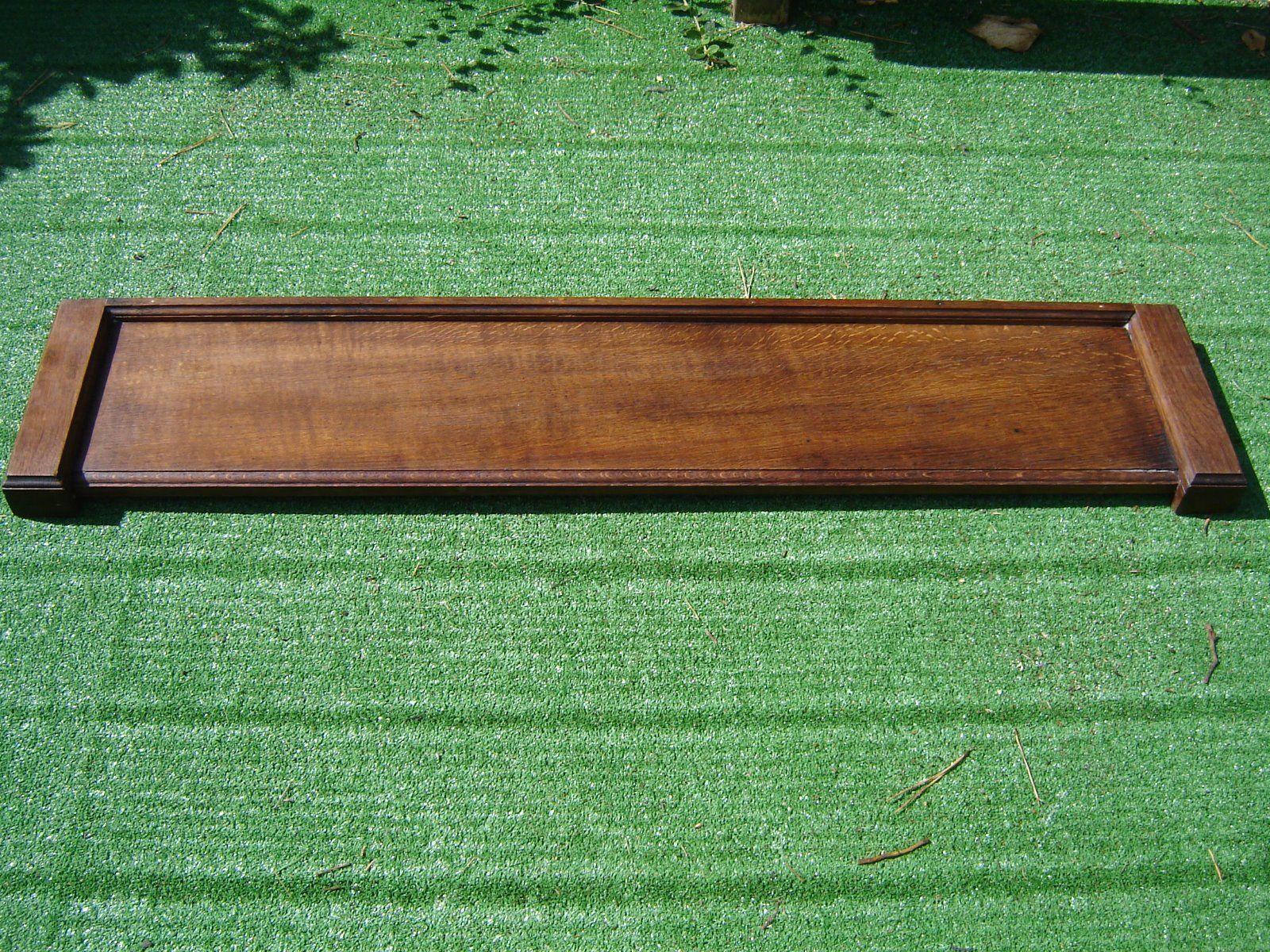 Victorian church oak shelf • £15.00 - PicClick UK