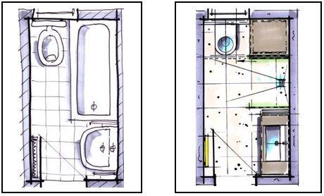 Badplanung Kleines Bad Unter 4m²   Badraumwunder Wiesbaden