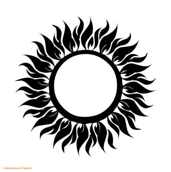Celtic Sun Tattoos Sun And Moon Tattoo Designs Tattoos
