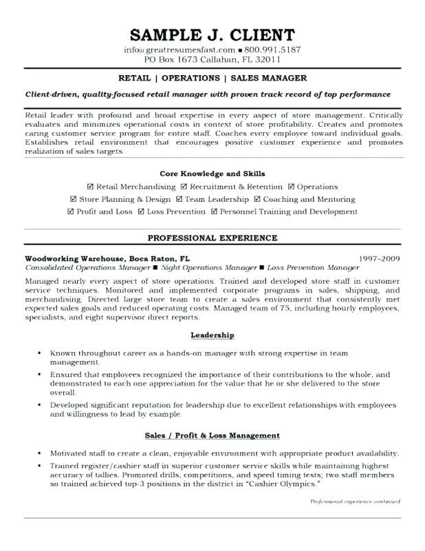 Resume Examples Kitchen Manager Resume Examples Pinterest