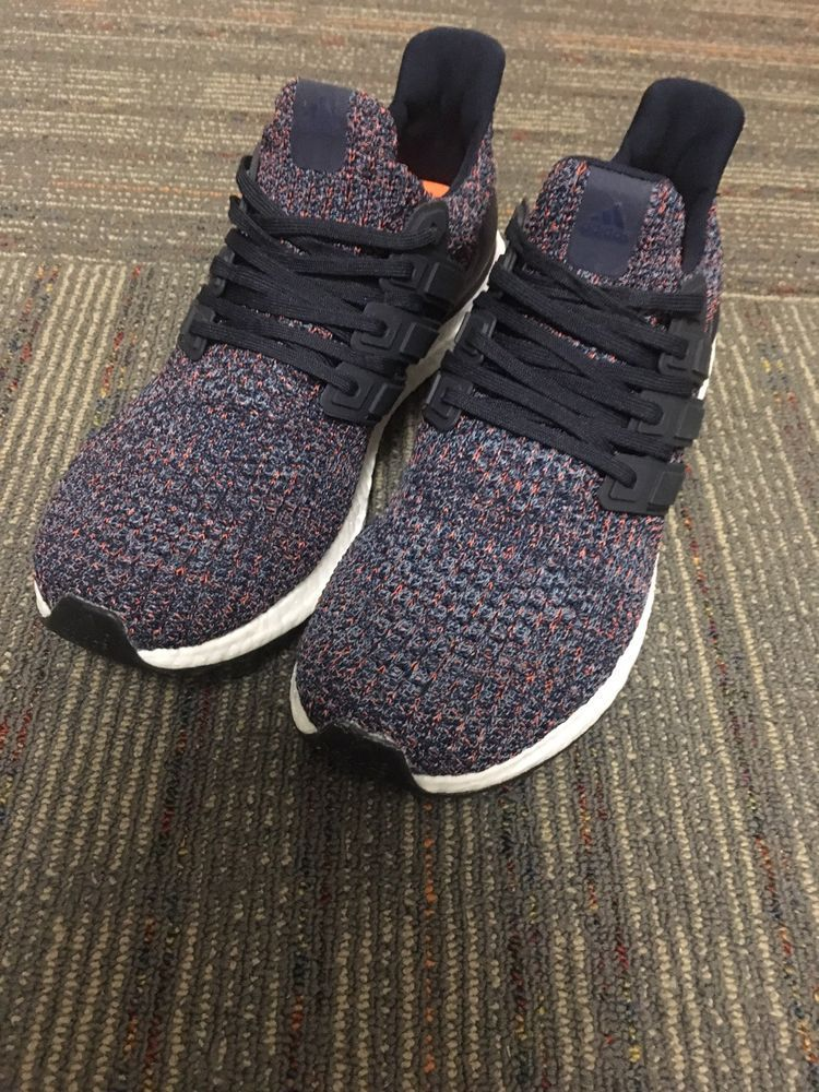 221e5e79747 BB6165 ultra Boost 4.0 Navy Multi-color Size 10  fashion  clothing  shoes   accessories  mensshoes  athleticshoes (ebay link)