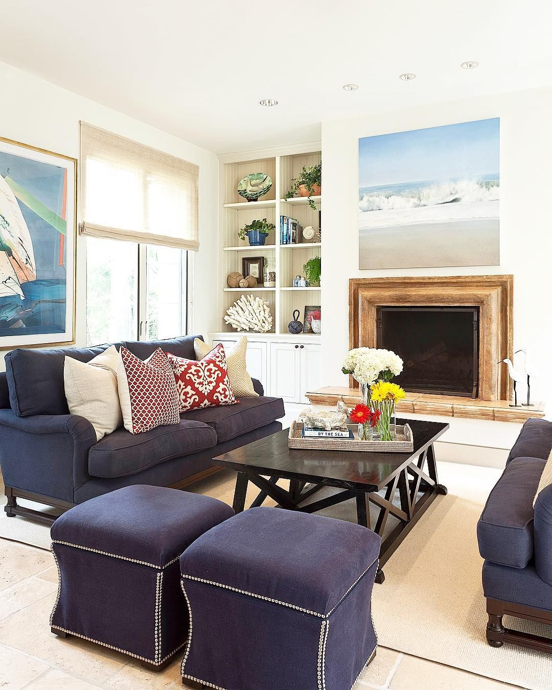 Living Room Decorating And Designs By Tina Barclay: Another Angle Of This Gorgeous Living Room Design