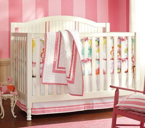 Catalina 3 In 1 Convertible Crib Cribs Baby Furniture Girls Furniture