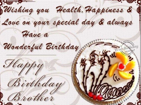 50 Birthday Wishes For Brother Brothers Birthday Greetings Birthday Wishes Sms 50th Birthday Wishes Birthday Wishes And Images