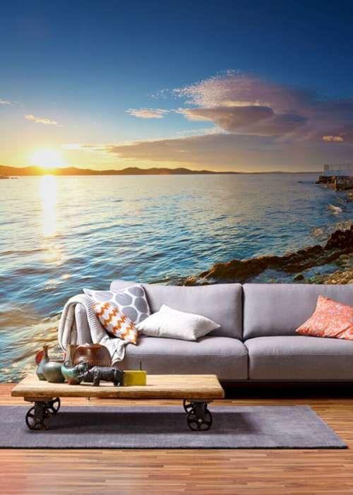 15 razones para decorar paredes con fotomurales - Decorar con fotomurales ...