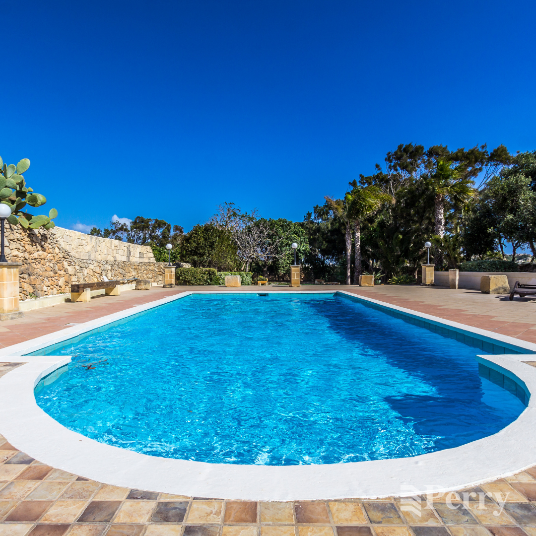 House To Rent In Gharghur Property For Sale Swimming Pools Real Estate