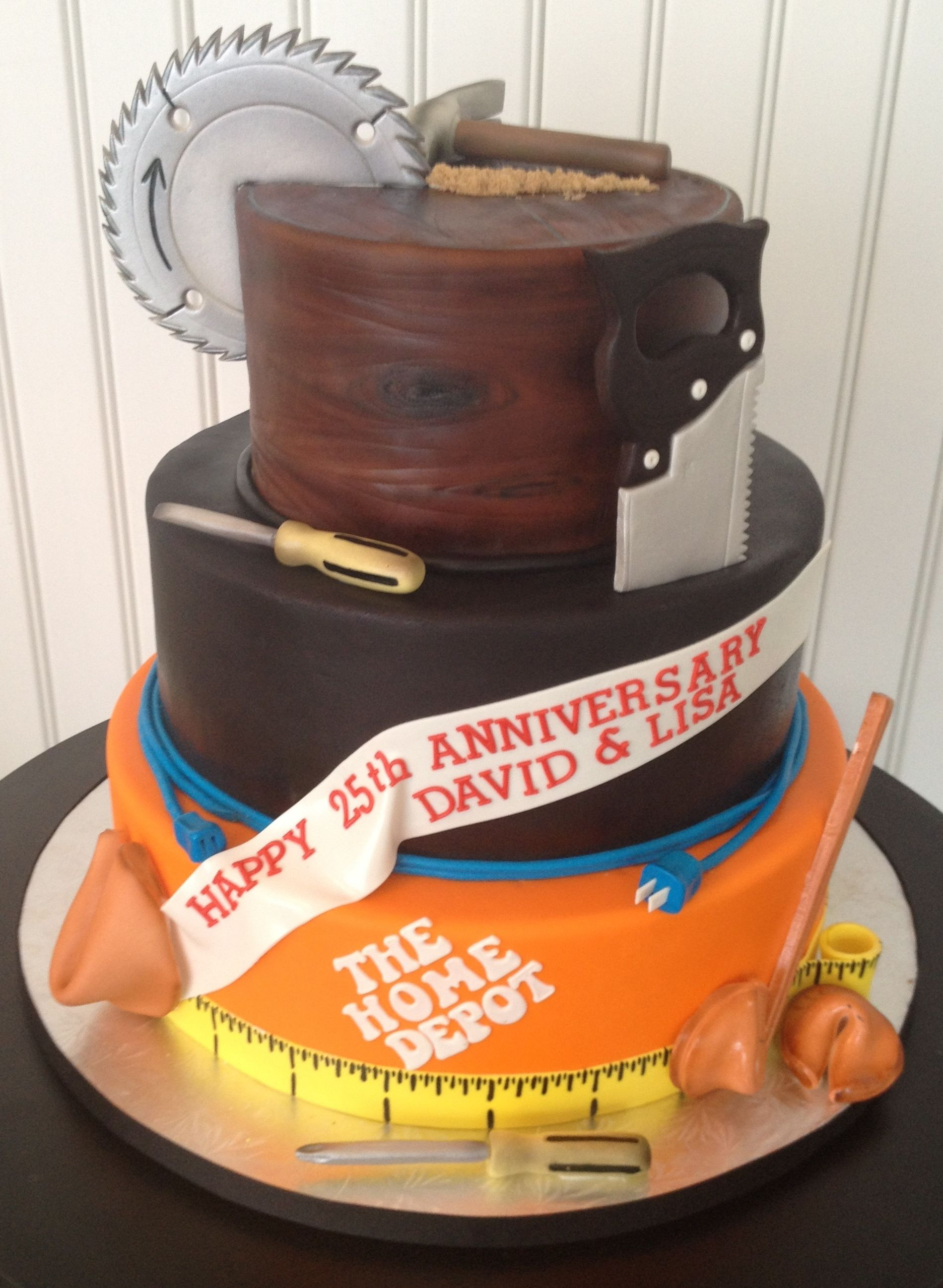 Tools Cake Would be perfect for my dad for his birthday or Fathers