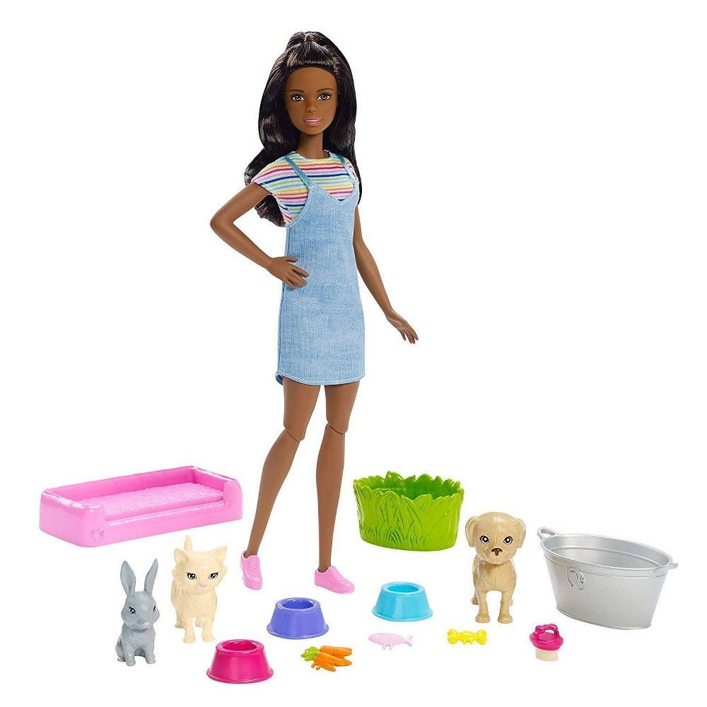 Mitt Glove and Helmet Year 2016 Barbies Made to Move You Can Be Anything Series 12 Inch Doll Caucasian Baseball Player in #59 Uniform with Baseball