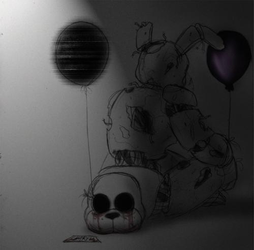 Sad Springtrap From Tumblr