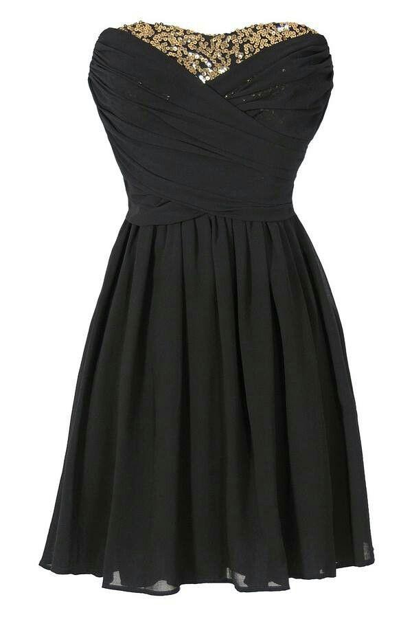Black Formal Dresses Simply Elegant