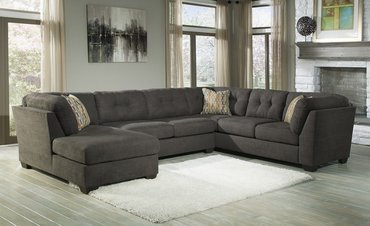 Delta City Steel Sectional Unpriced Furniture Sectional
