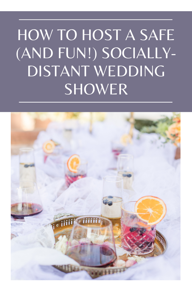How to Host a Safe (And Fun!) SociallyDistant Wedding