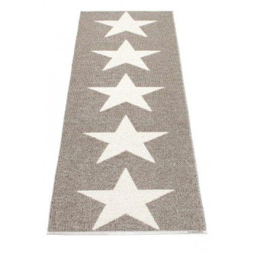 Best Viggo Star Rug Pappelina Kunststoffteppich Teppich 400 x 300