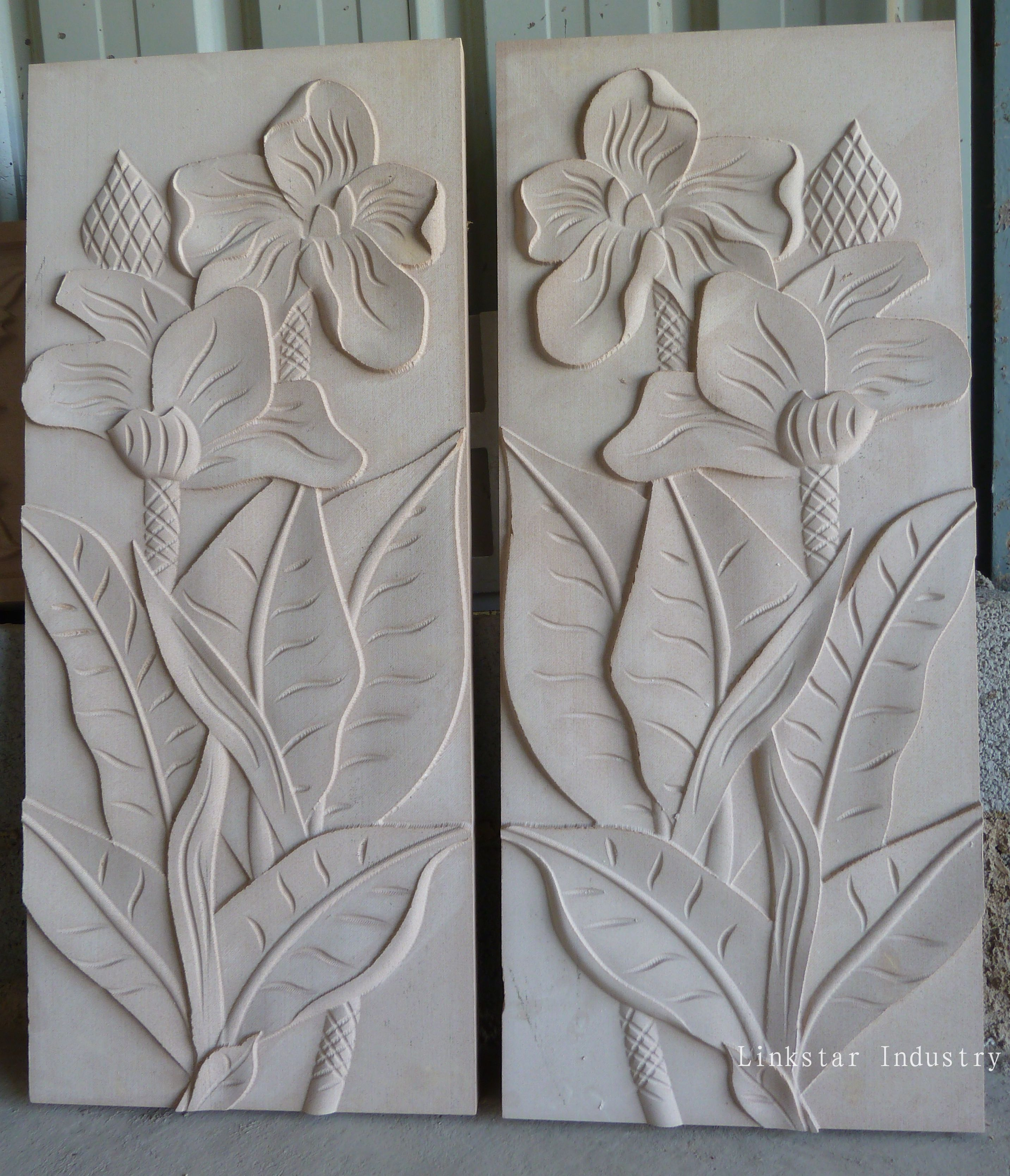 Natural 3d Sandstone Wallart Panel Gives 3d Effect And Works Suitably As Exterior Wall Tiles Plaster Wall Art Clay Wall Art Wall Carvings