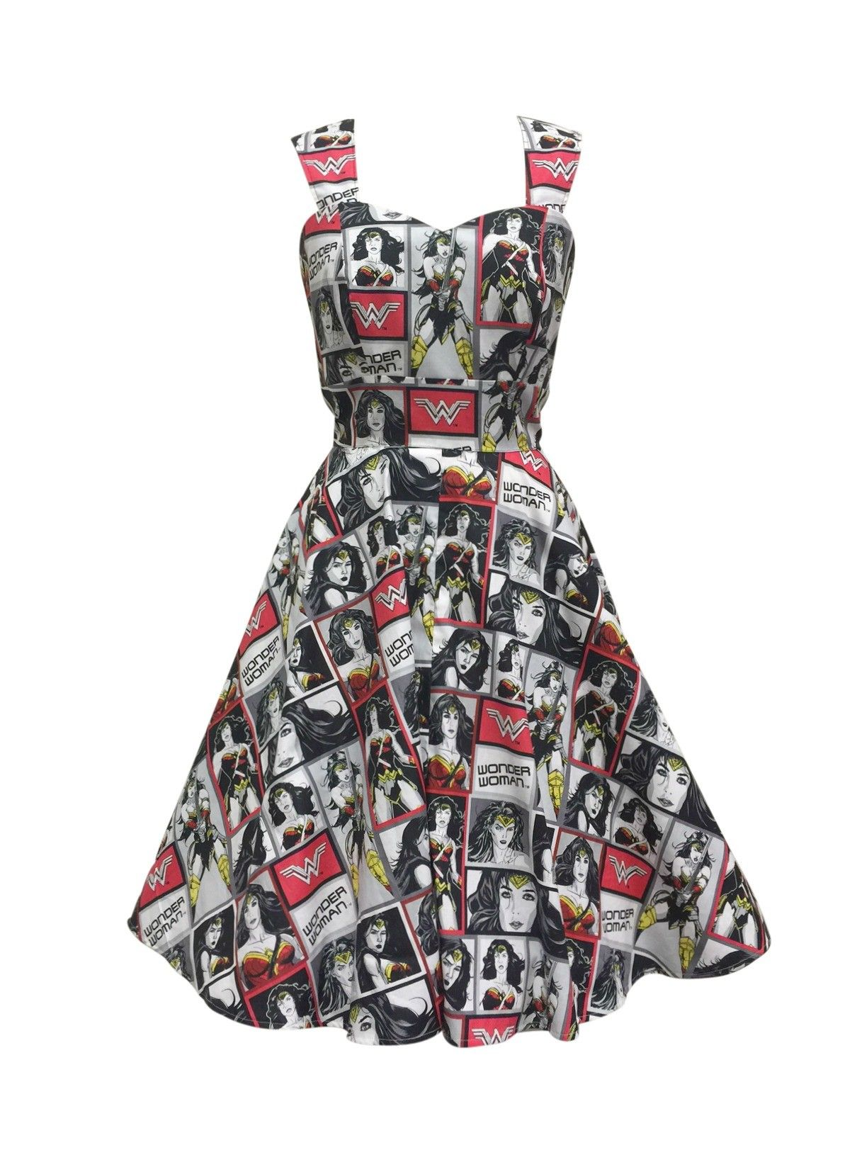 Wonder Woman | Pigtails and pirates | 50s dresses | Cute cloths ...