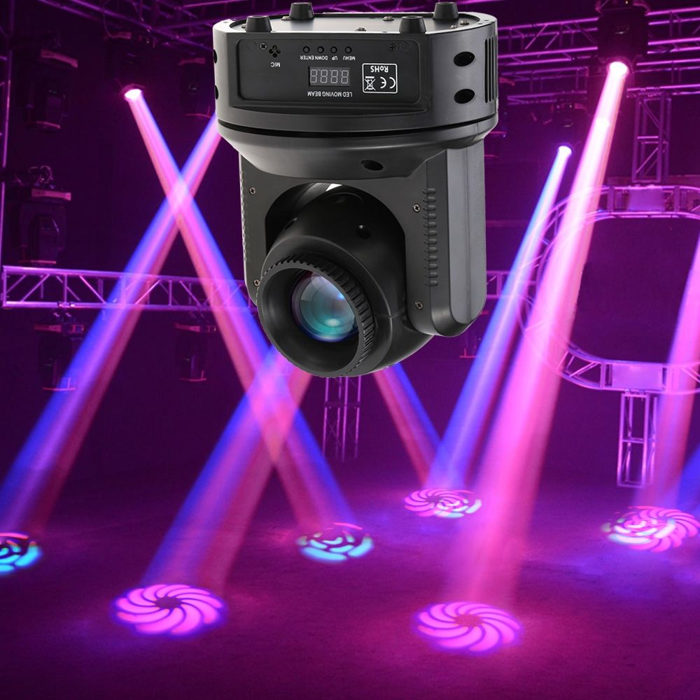 Simple wedding stage decoration at home  Shop for eu W RGBW  Channel  Gobo Pattern Head Moving Lamp