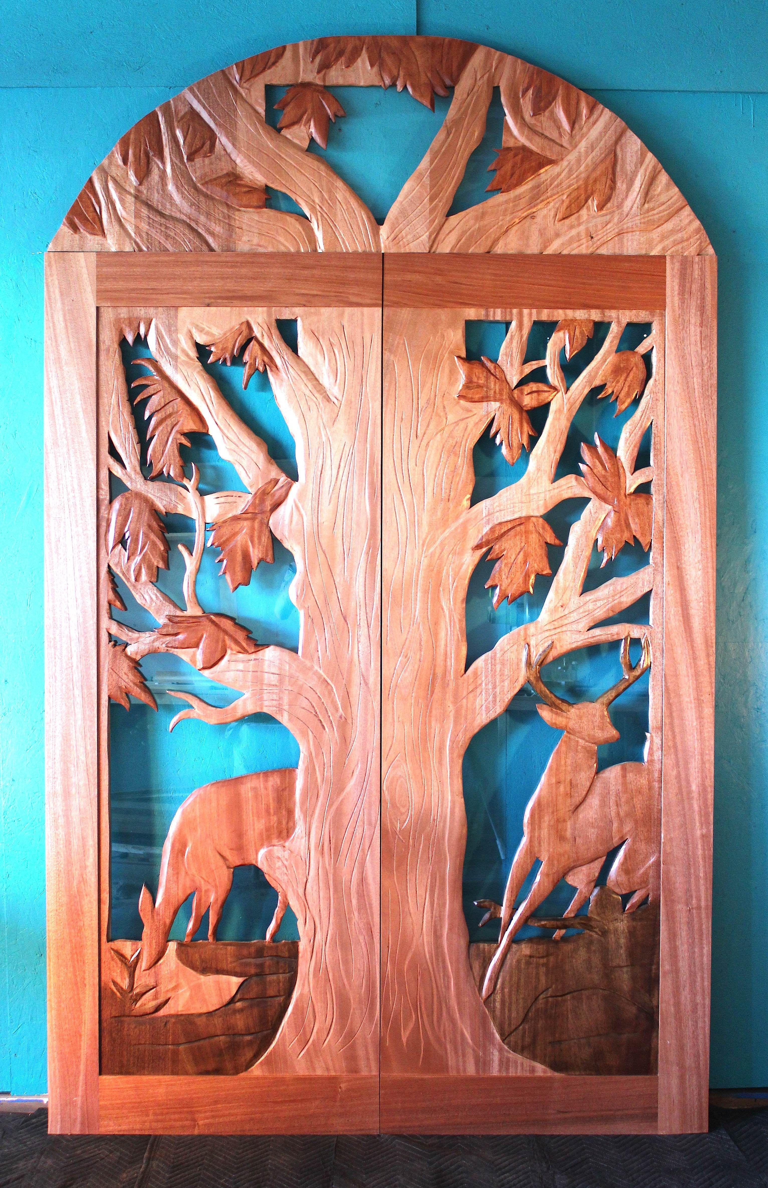 1 Custommade Custom Wooden Screen Door Messages Front Door