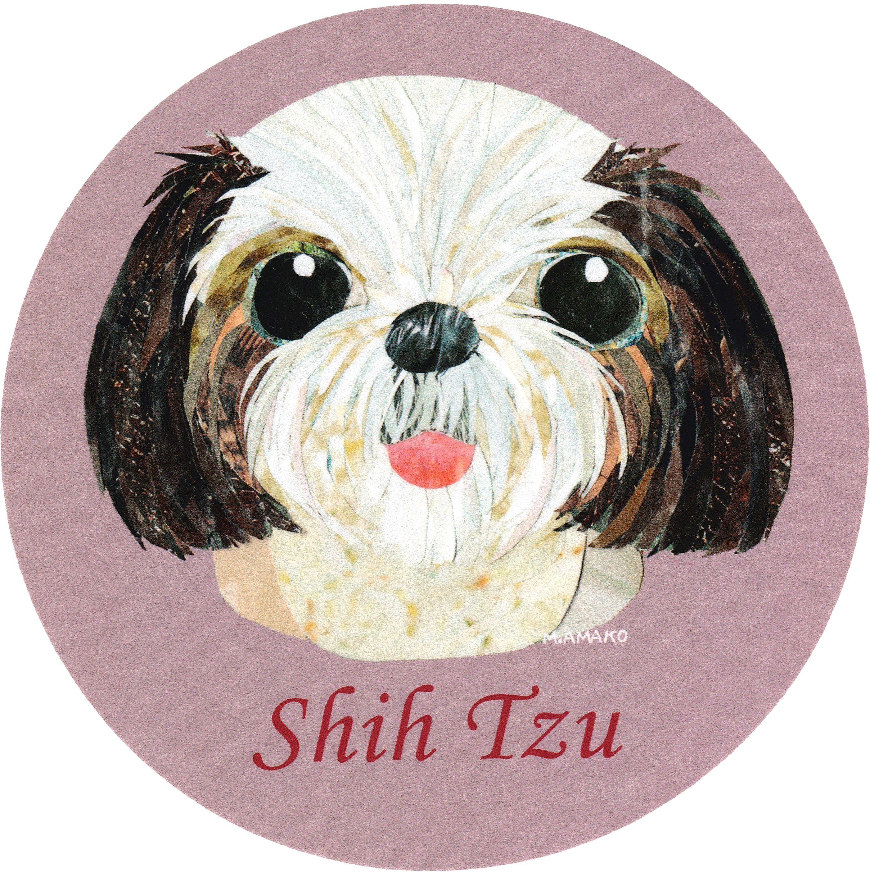 マイ @Behance プロジェクトを見る : 「022 | Shih Tzu」 https://www.behance.net/gallery/42193981/022-Shih-Tzu