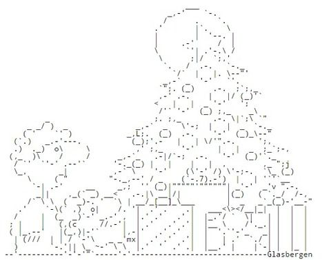 Ascii Art Scoop It Ascii Art Text Art Art