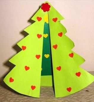 Tarjetas para navidad de opalina christmas pinterest - Manualidades tarjeta navidena ...