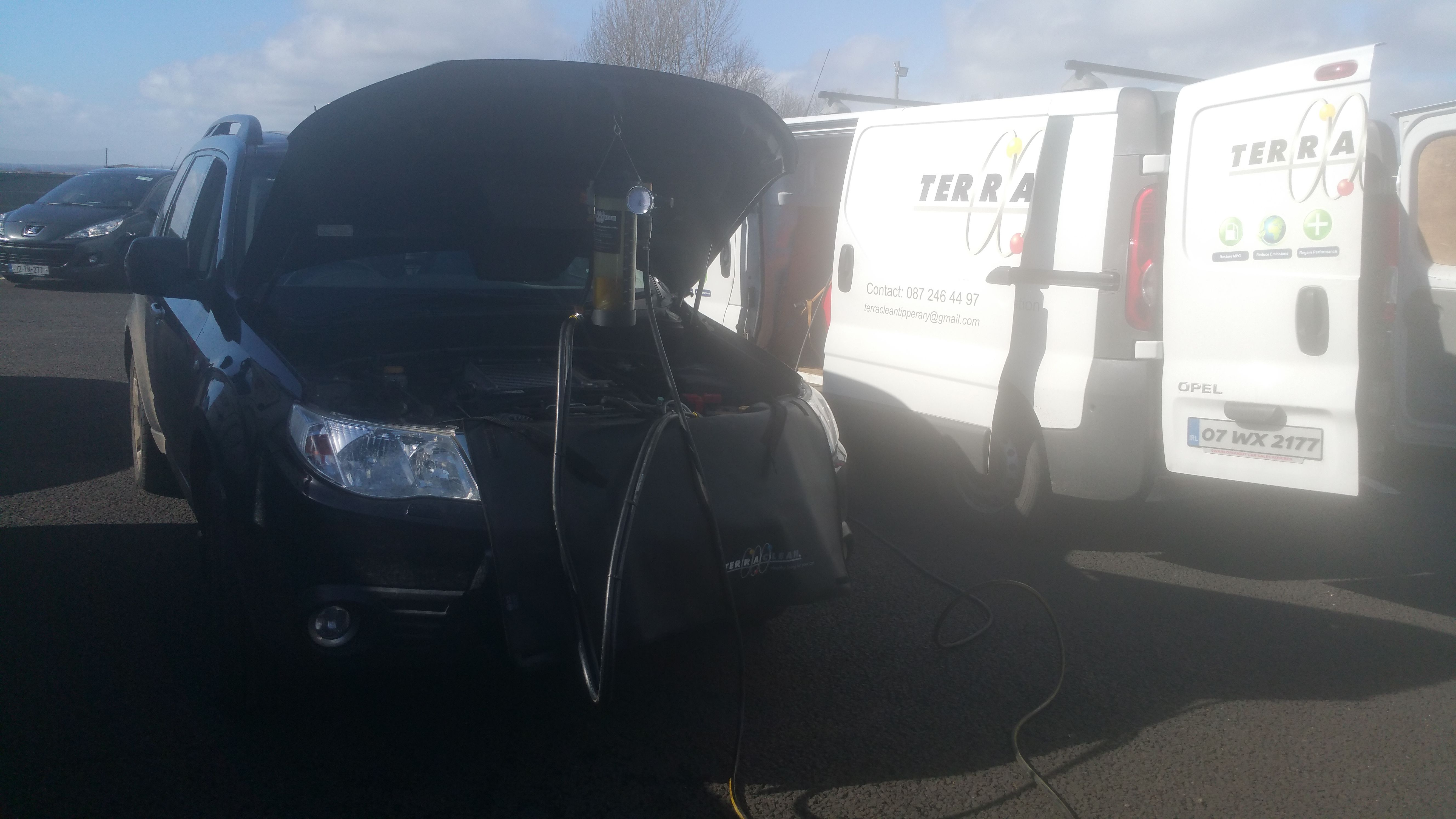 7 Best DPF cleaning-TerracleanTipperary images