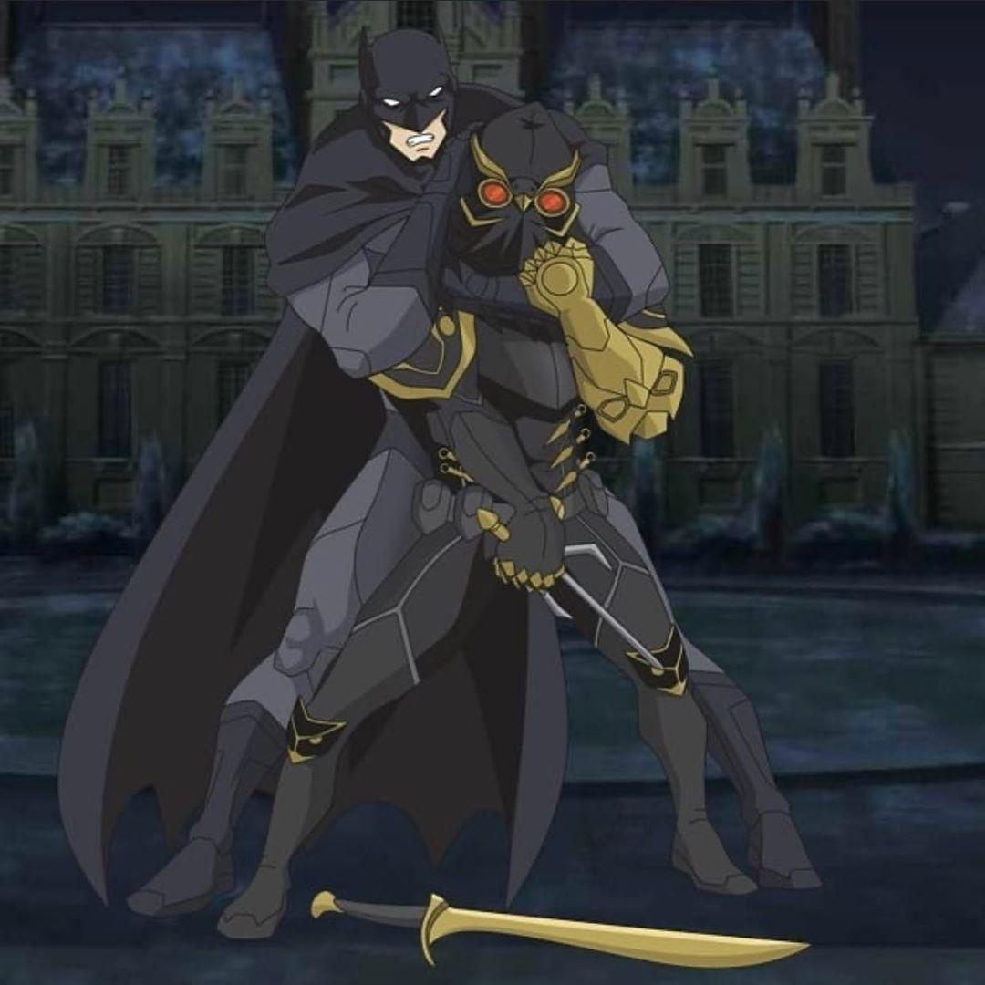 The Batman Archivist On Instagram Batman Vs Talon And The Court Of Owls Fan Art By Caricaturaalex Inspir Court Of Owls Batman Animated Movies Batman Vs