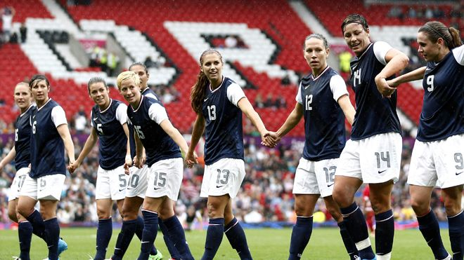 Redemption Rematch Us Women S Soccer Team Takes On Japan For Olympic Title Women S Soccer Team Usa Soccer Women Womens Soccer