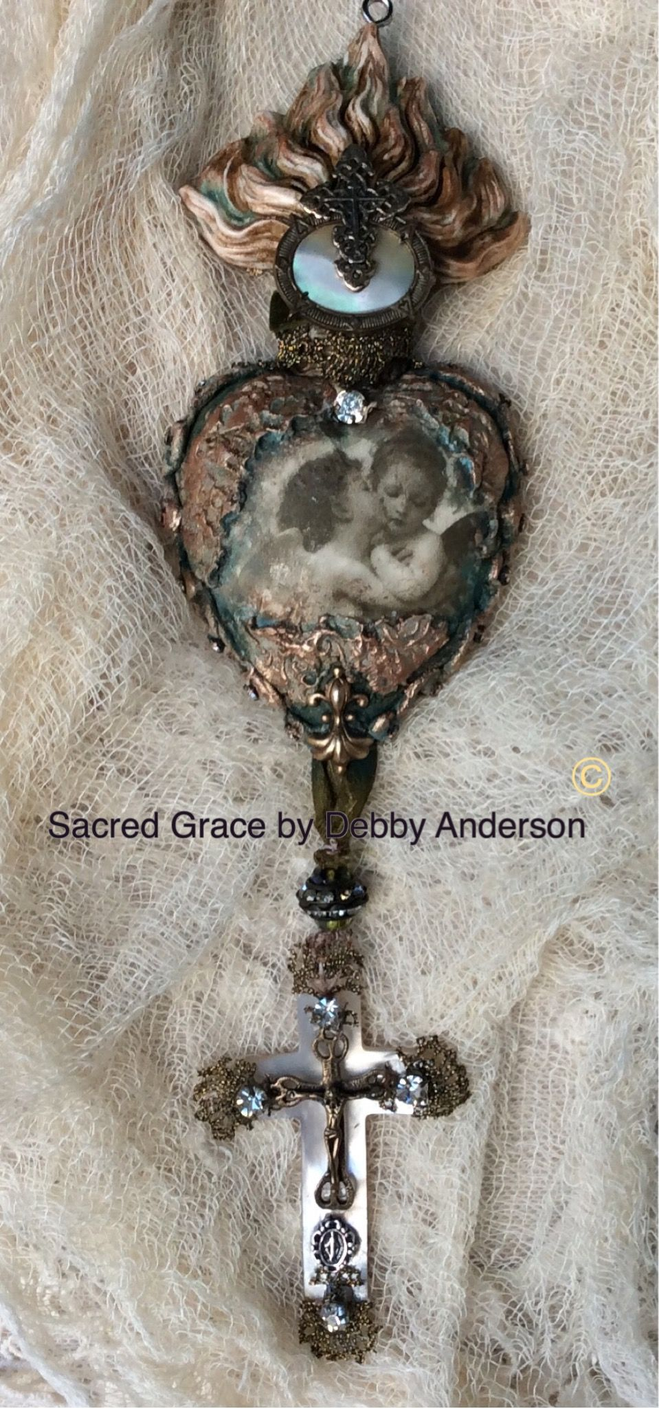 Sacred Grace © by Debby Anderson 2015