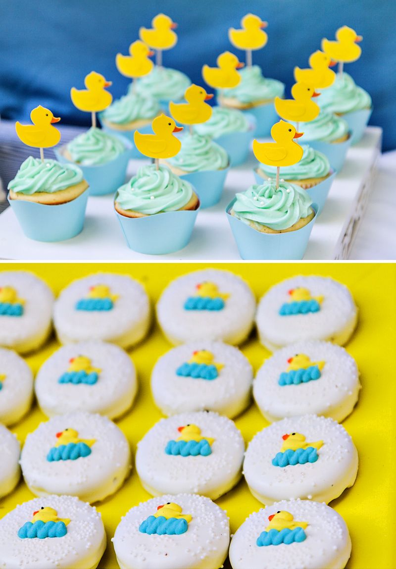 Crafty Amp Charming Rubber Ducky Baby Shower Cumple Patitos