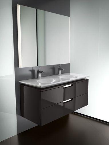 Kalahari | Soluciones lavabo y mueble | Colecciones | Roca