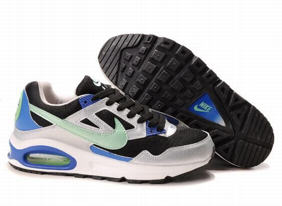 official photos 689e2 72850 nike air max skyline mens green silver black http   airmax-sale.