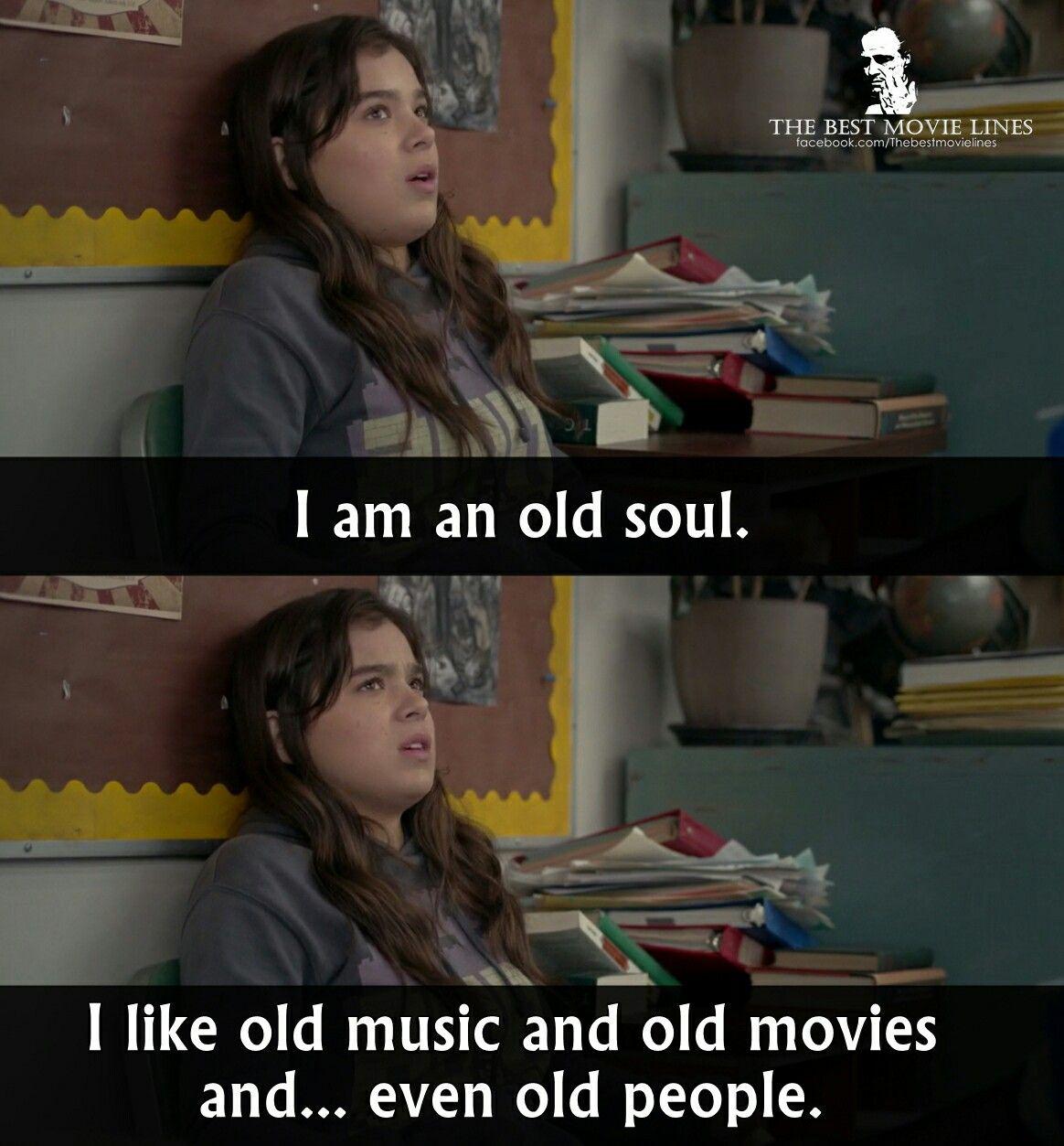 Hailee Steinfeld In The Edge Of Seventeen 2016 Funny Movie Lines Best Movie Lines Movie Lines