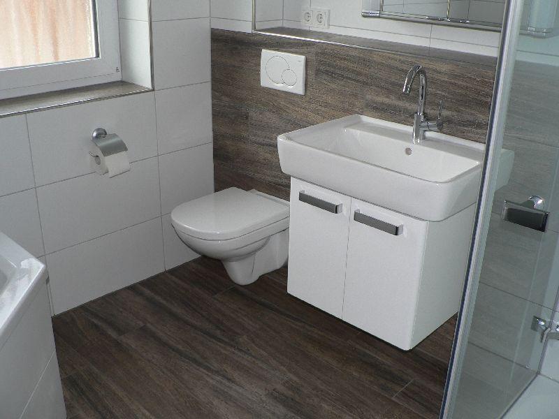 Badezimmer fliesen beispiele  Wo Fliesen Im Bad | Haus Design Ideen