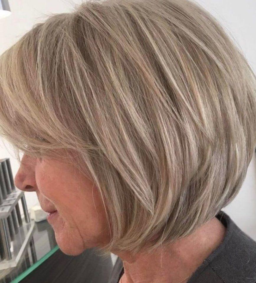 Haare ab 50 kurze Frisuren für