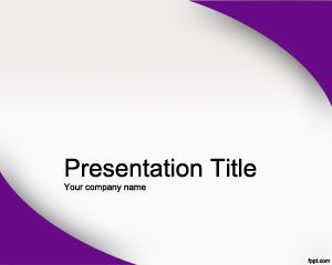 Elegant Powerpoint Template  Maribel    Template