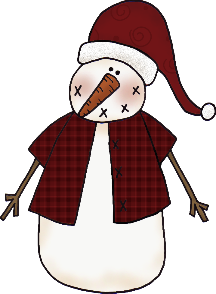 WINTER SNOWMAN CLIP ART | ~* Clip Art Snowman *~ | Pinterest ...