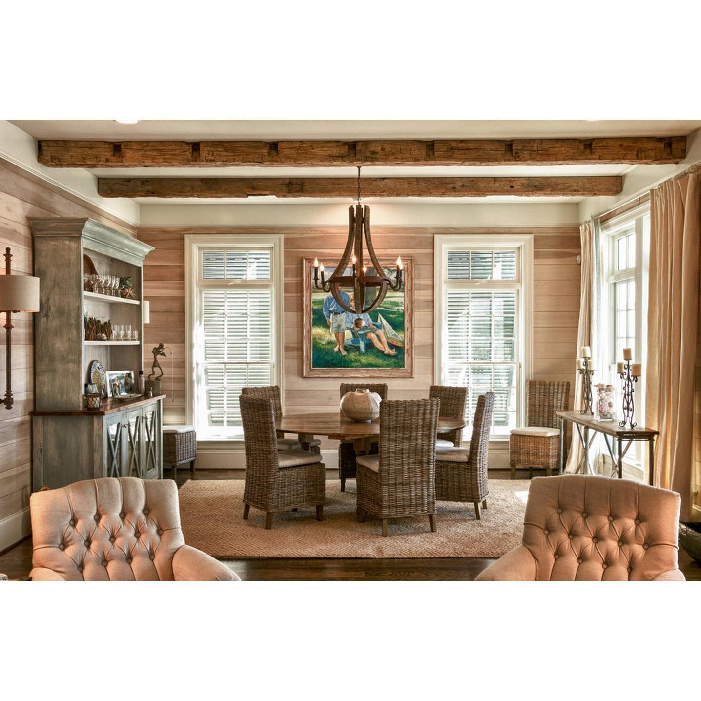 Attractive Bobo 6 Light Wine Barrel Chandelier #rustic #cabin #lighting #chandelier  #winebarrel