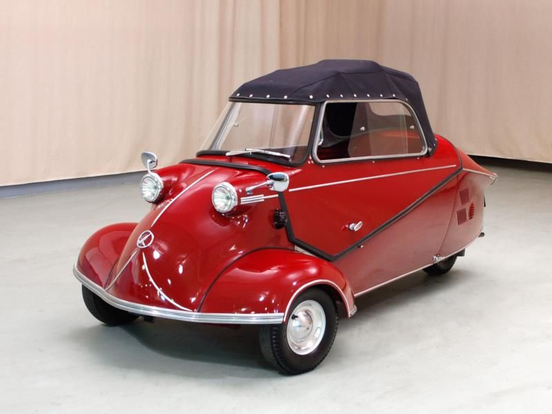 Hagerty Valuation Tool >> 1956 Messerschmitt Kr200 Values Hagerty Valuation Tool