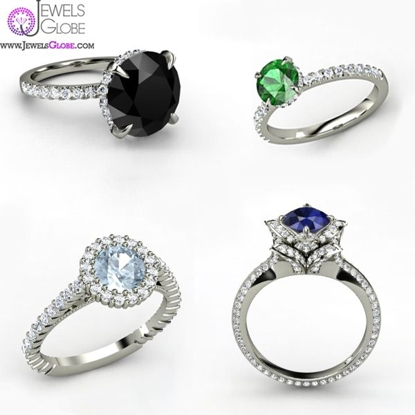 Design Your Own Gemstone Ring 26 Exclusive Example Designs Top