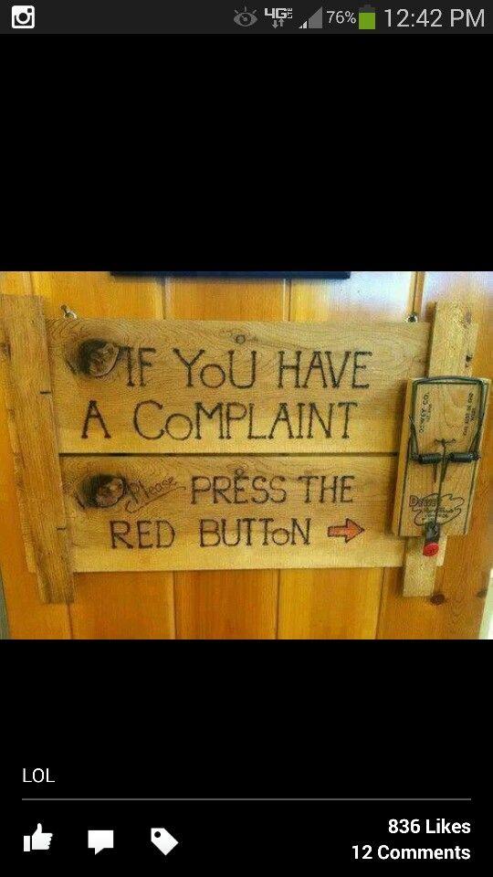 Okaaaaaaay | Funny signs, Press the red button, Nursing memes