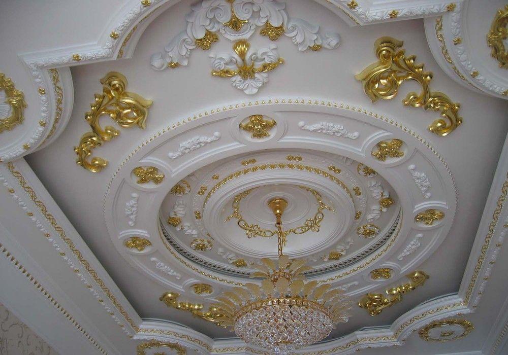 PU material Ceiling cornice design Cornice design