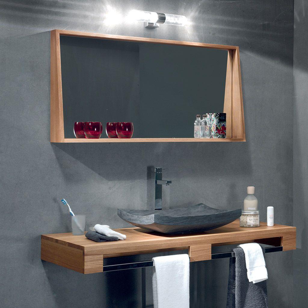 Salle de bains STONE | Einrichten und wohnen | Wohnen, Einrichten ...