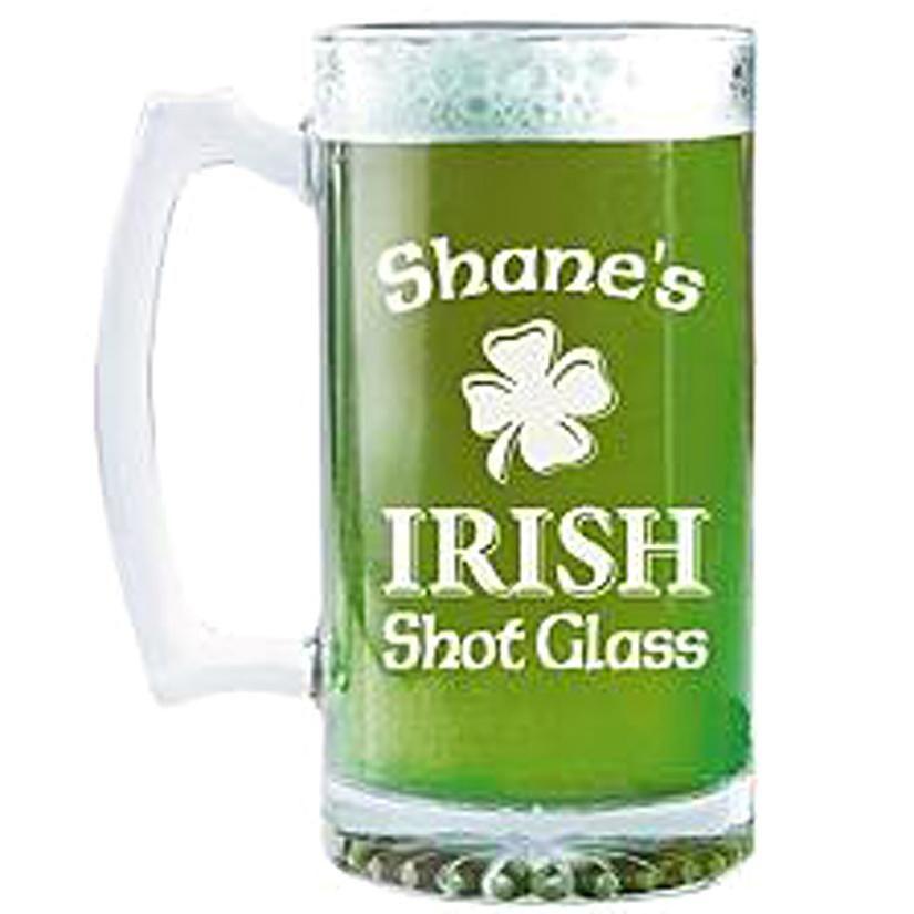Giant Irish Beer Mug-25 oz | Irish beer, Beer mug, Beer  Irish Beer Mug