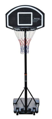 Starter Portable Basketball Hoop - 9 Height Settings from 55-87 Inches with  Base by Blue Ridge Sports 7103d6ee75