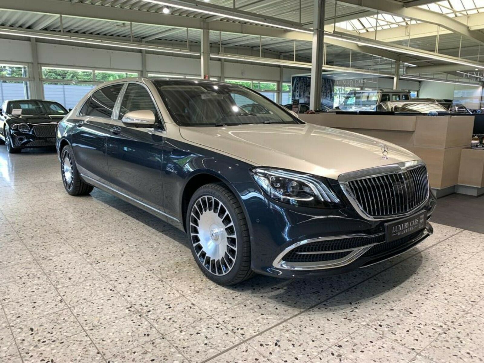 For Sale 2020 Mercedes Maybach S 560 Luxury Cars Hamburg Germany For Sale On Luxurypulse Mercedes Maybach Maybach Luxury Cars